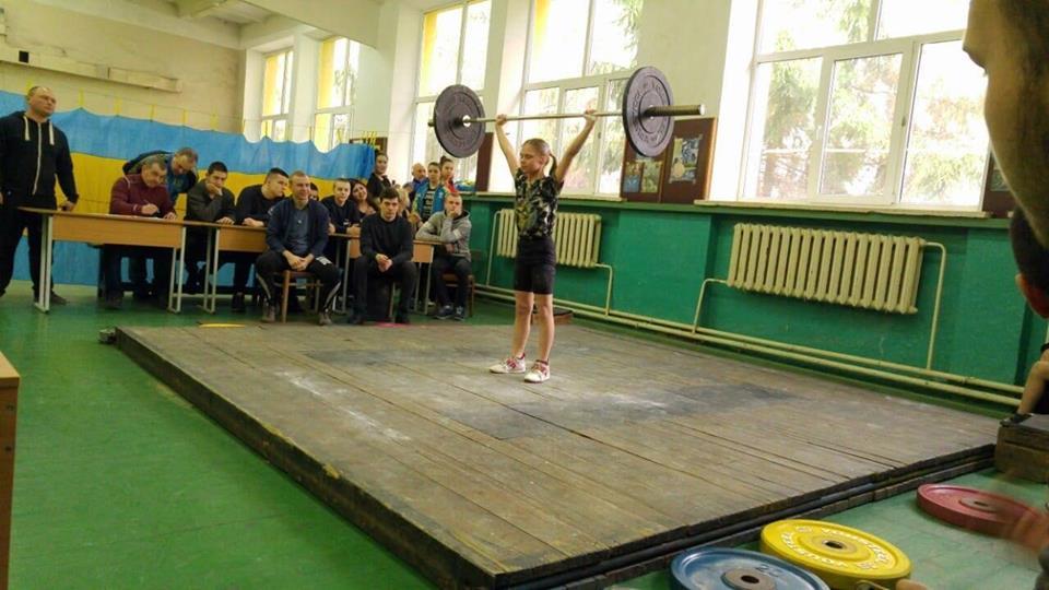 Чемпіонат Київської області з важкої атлетики. фото