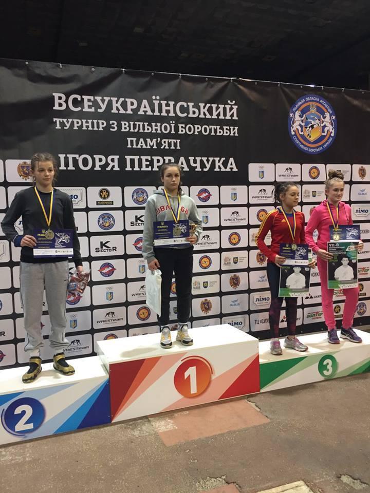 VII міжнародний турнір з вільної боротьби. Фото