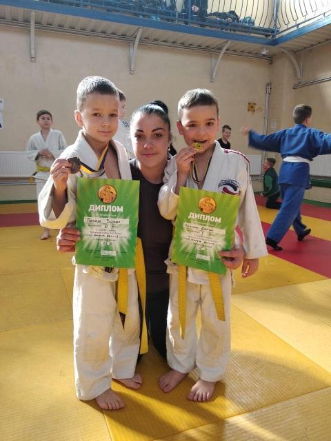 Всеукраїнський турнір серед юнаків і дівчат з дзюдо на призи СК Ратибор. фото