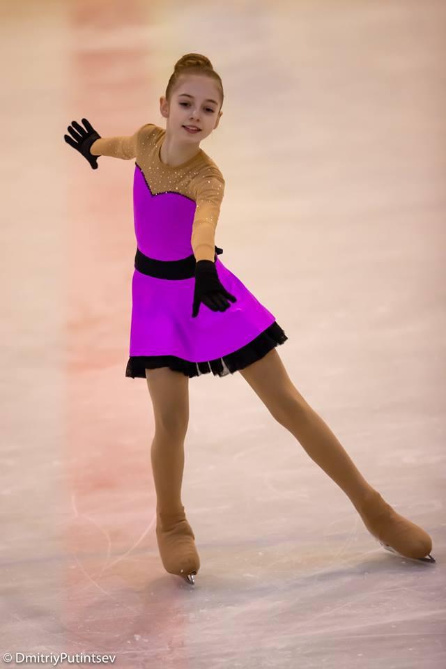 Всеукраїнські змагання юних фігуристів, Льодограй. Фото