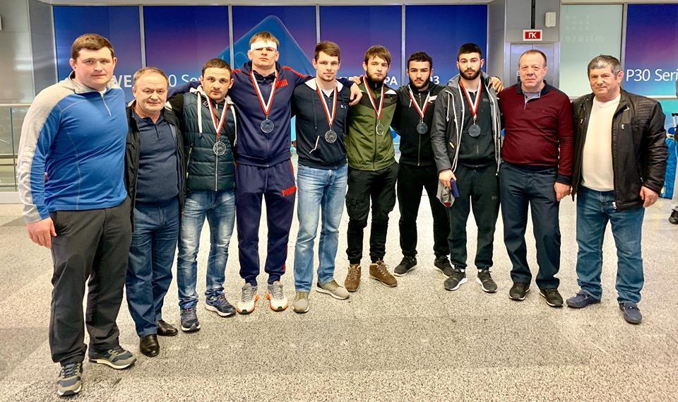 17-й міжнародний турнір з греко-римської боротьби Thor Masters. фото