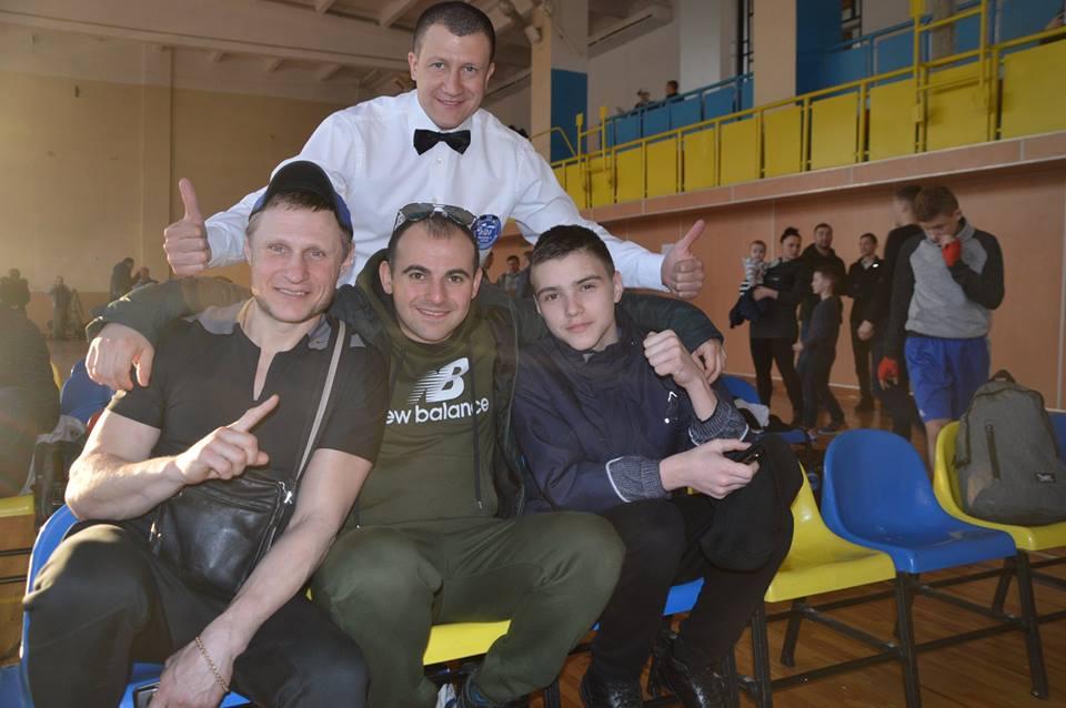 Чемпіонат України з боксу серед юнаків, Бориспіль. Фото