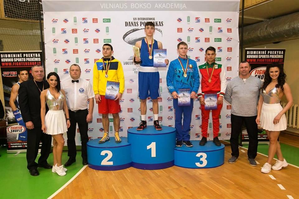 Турнір з боксу, Литва. Фото