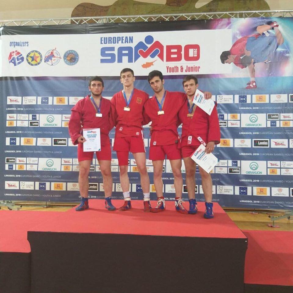 Чемпіонат Європи з самбо, Кіпр. Фото