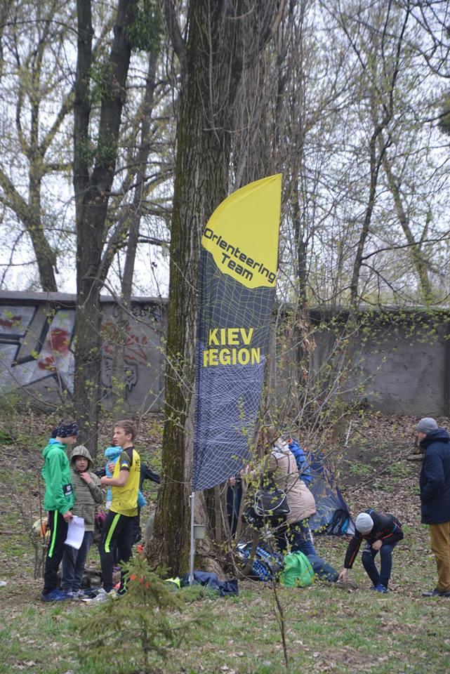Чемпіонат Київщини зі спортивного орієнтування, Бабин Яр. Фото