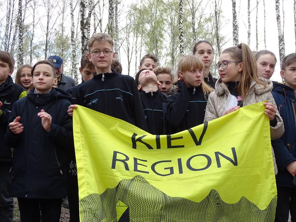 Чемпіонат Київщини зі спортивного орієнтування, Пирогово. Фото