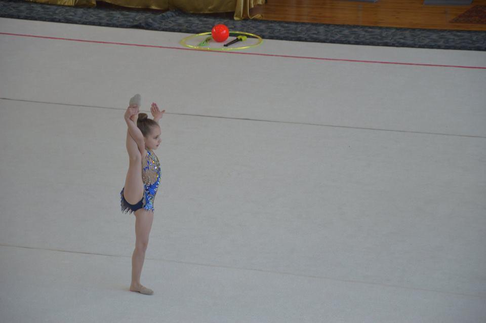 Чемпіонат з художньої гімнастики Олександрія. Фото