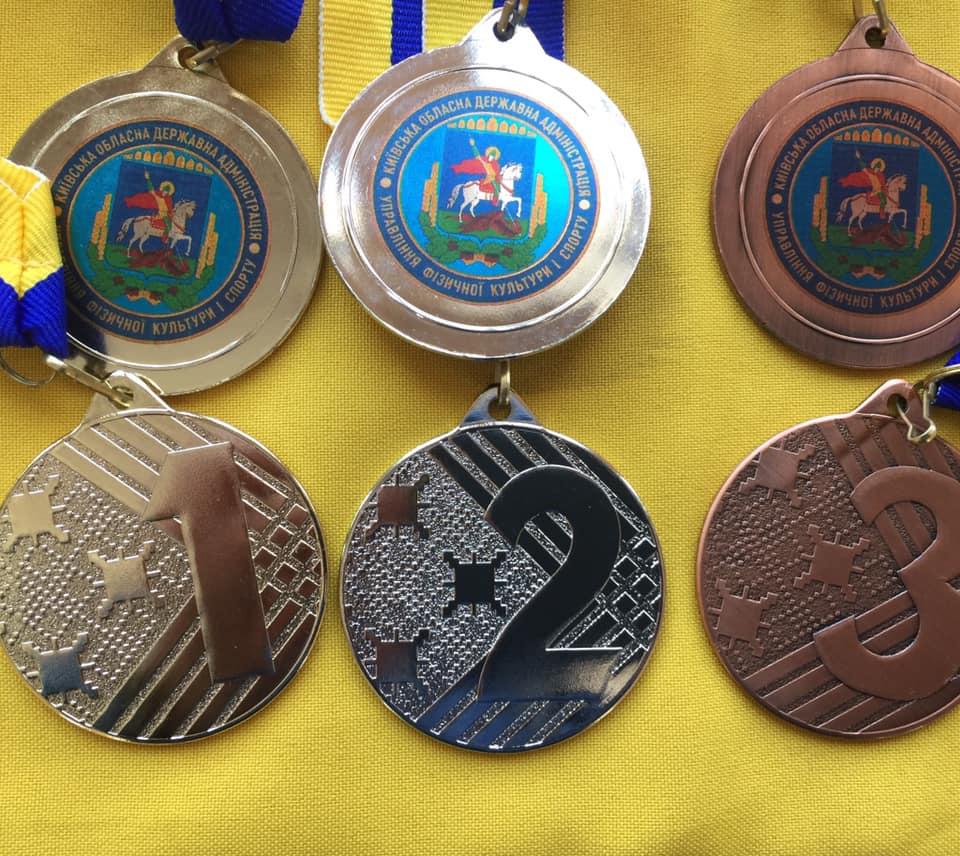 Чемпіонат Київської області з вільної боротьби. Фото