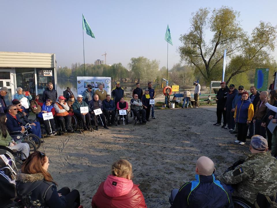 Чемпіонат України з рибної ловлі. Фото