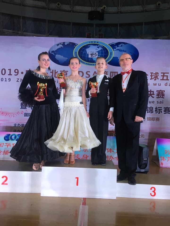 Чемпіонат світу зі спортивних танців, Пекін. Фото