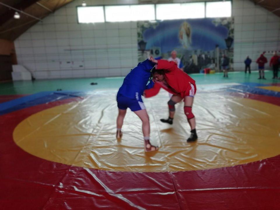 Всеукраїнський турнір з боротьби самбо. фото