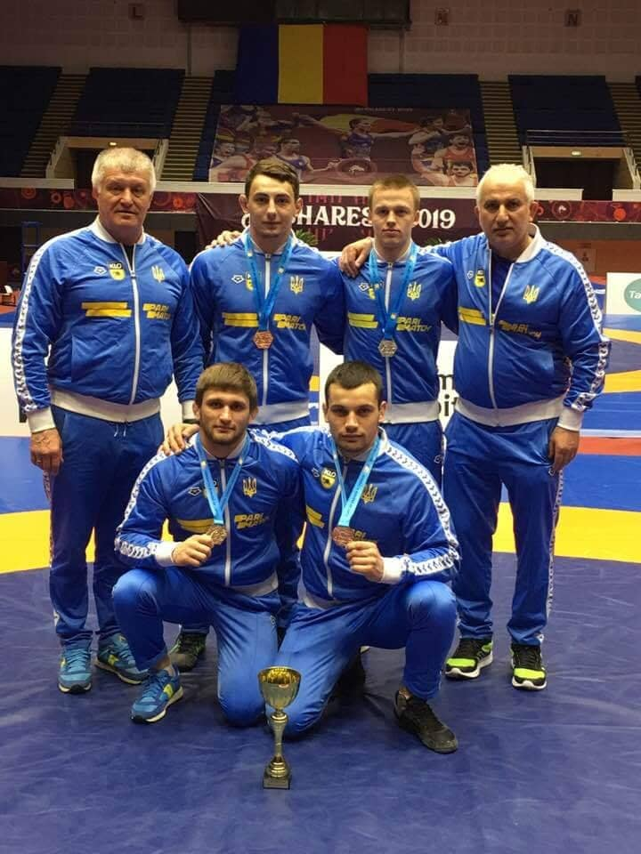 Юніорський турнір зі спортивної боротьби Dumitru Pirvulescu & Vasile Iorga. Фото