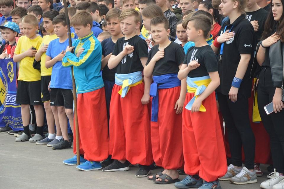 Всеукраїнський фестиваль бойових мистецтв Булава. Фото