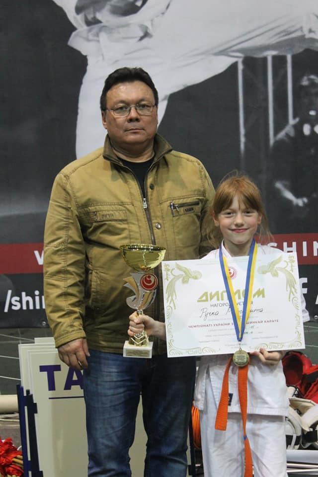 Чемпіонат Україн з кіокушинкай карате. фото