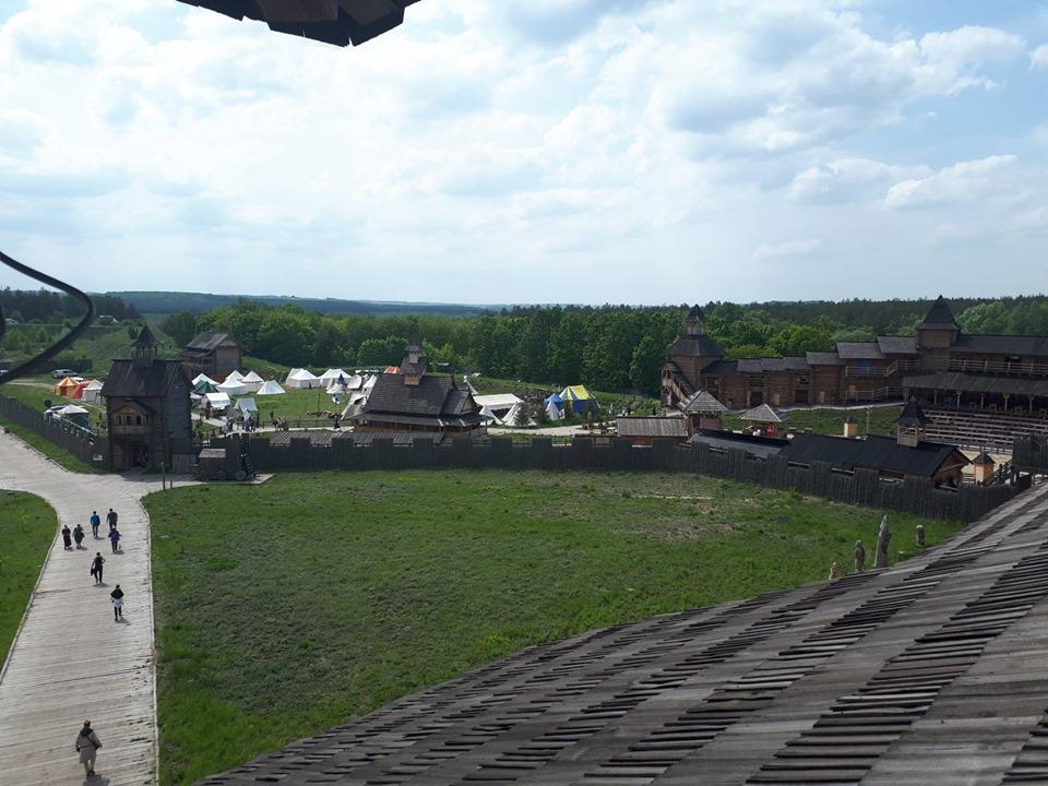 Чемпіонат світу з середньовічного бою, Київська русь. Фото