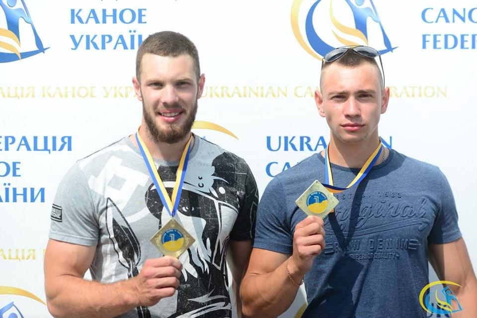 чемпіонат України з веслування на байдарках і каное. фото