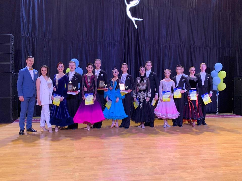 Чемпіонат України зі спортивних танців. фото