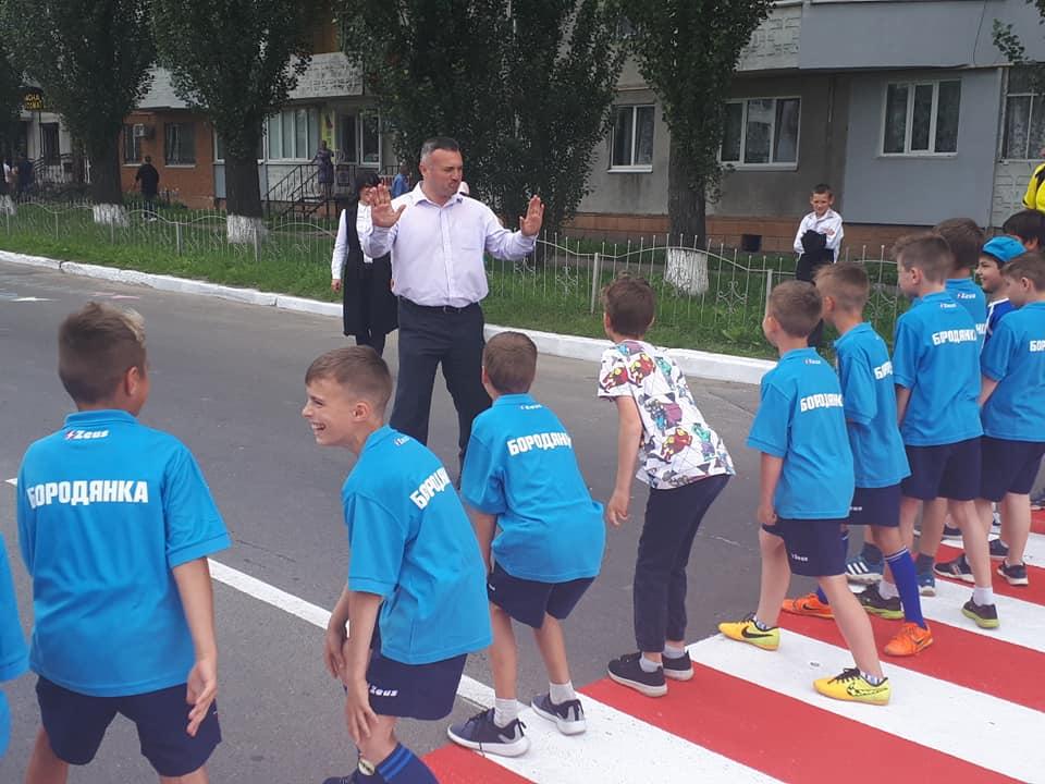 Веселі старти на честь Міжнародного дня захисту дітей, Бородянка. Фото