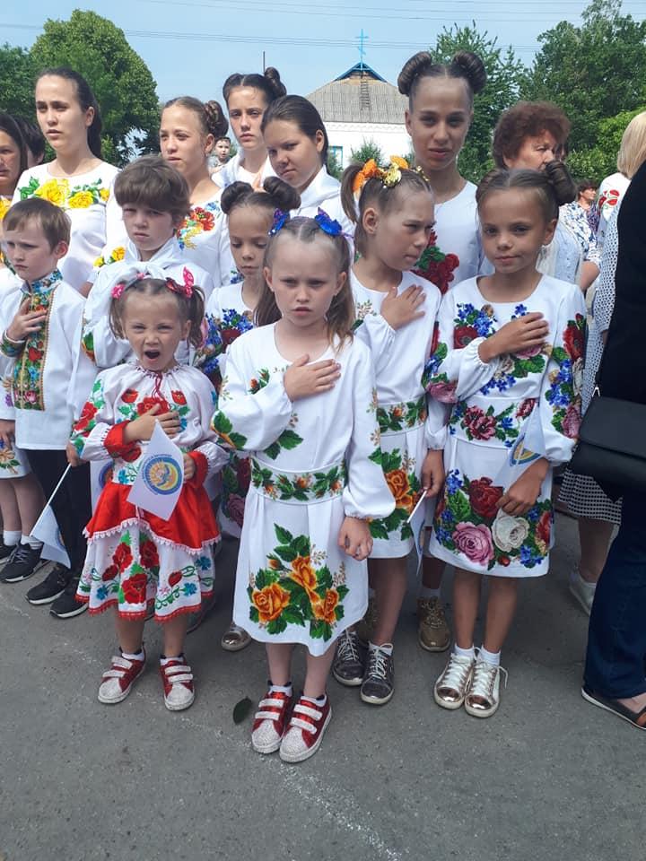 Фестиваль Ми - діти твої, Україно, Пустоварівка. Фото