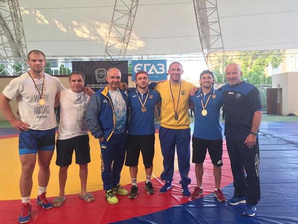 Турнір з вільної боротьби Чорне море, Одеса. Фото