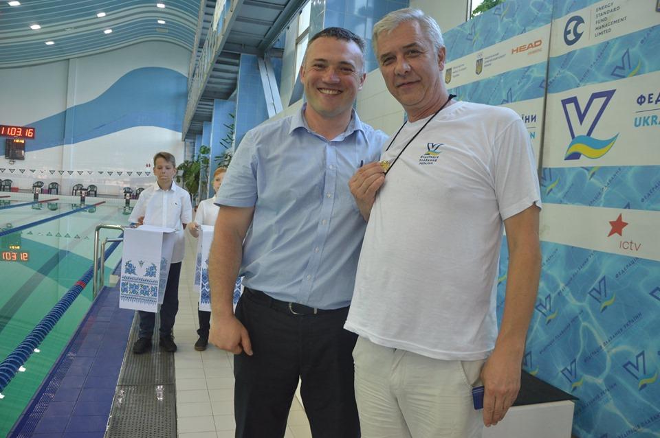 Літній чемпіонат України з плавання, Бровари. Фото