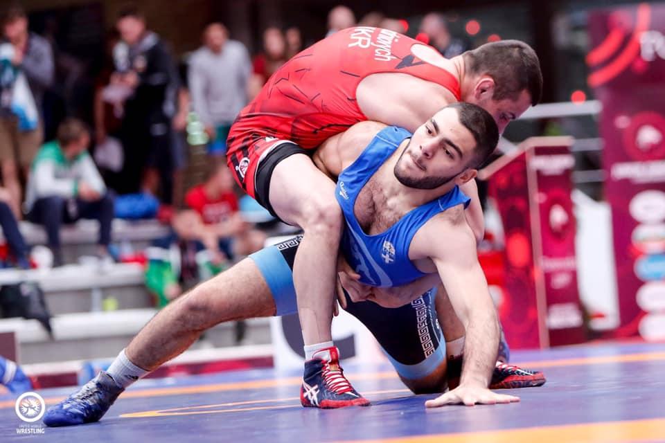 Чемпіонат Європи з трьох видів боротьби серед юніорів, Іспанія. Фото