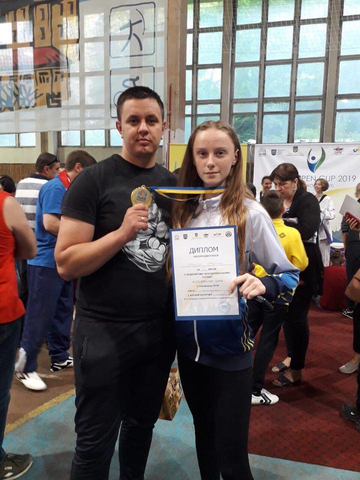 Турнір з тхеквондо, Львів. Фото