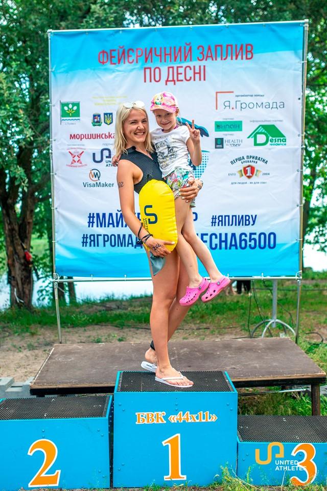 Кубок Київщини з плавання Десна 6.5. Фото