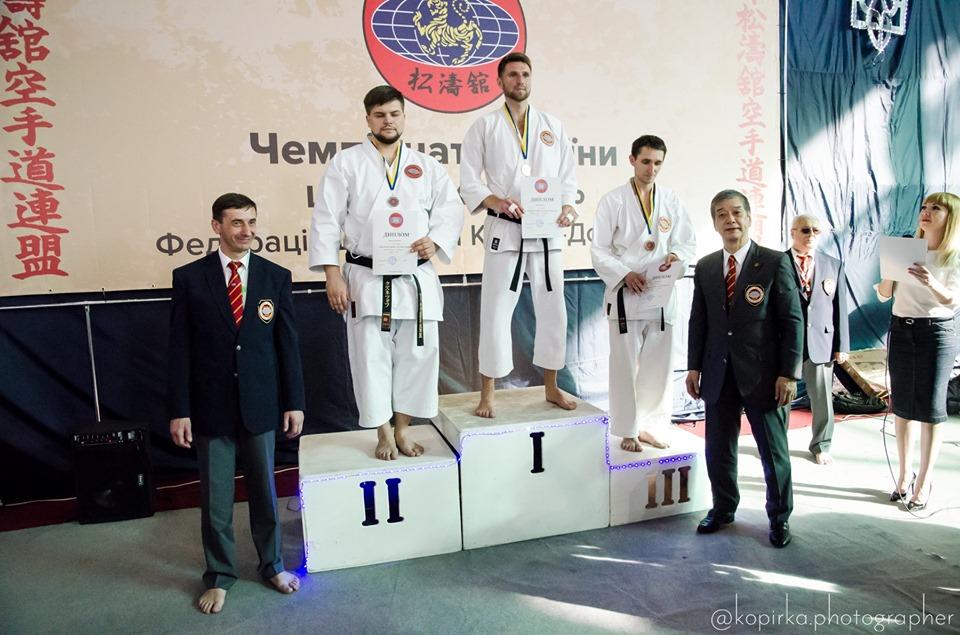 Чемпіонат світу з шотокан карате-до, Токіо. Фото