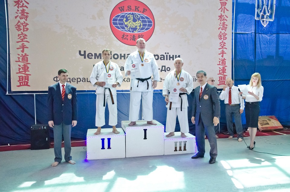 Чемпіонат України з шотокан карате-до. Фото