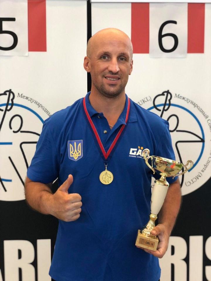 Кубок Європи з гирьового спорту серед дорослих. фото