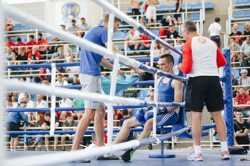 """23-й міжнародний боксерський турнір з боксу класу """"А"""", присвячений пам`яті Семена Трестіна. фото"""