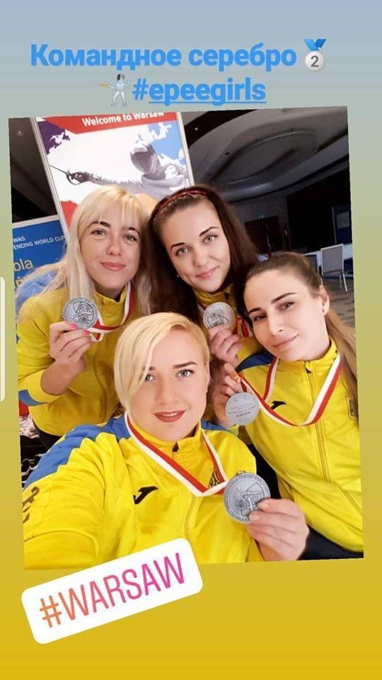 Кубок світу з фехтування на візках «Szabla Kilinskiego» 2019. фото