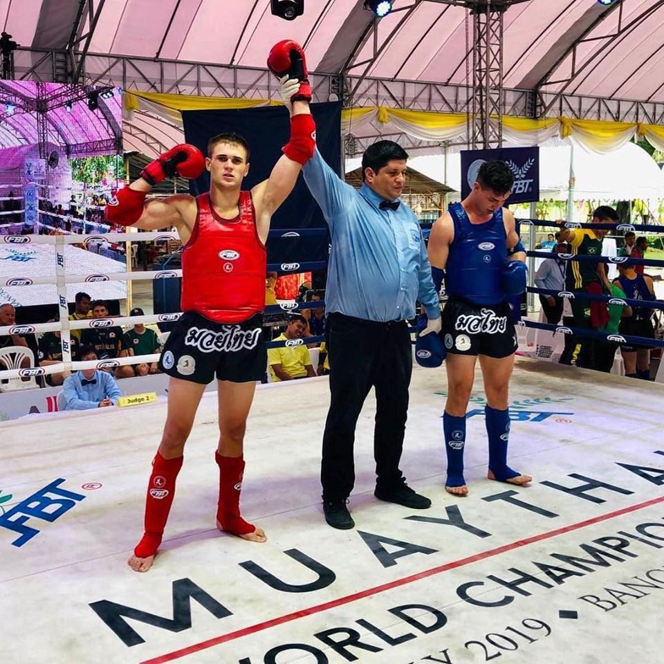 Чемпіонат світу з тайського боксу - 2019 (IFMA). фото