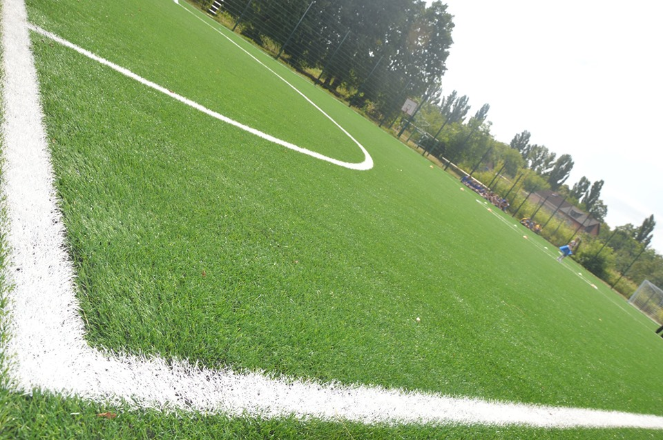Відкриття футбольного поля в Фурсівській ОТГ. Фото