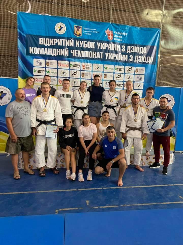 Відкритий Кубок України з дзюдо. фото