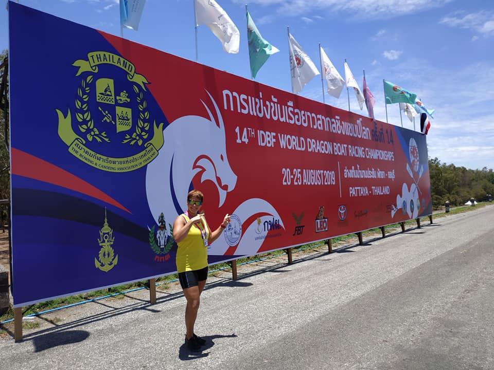Чемпіонат світу з веслування на човнах Дракон, Таїланд. Фото