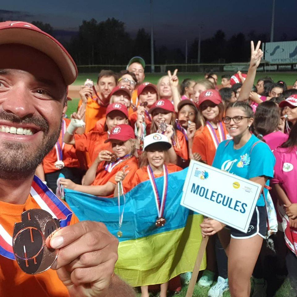 Кубок Європи з софтболу Massimo Romeo Trophy серед гравців U13. фото