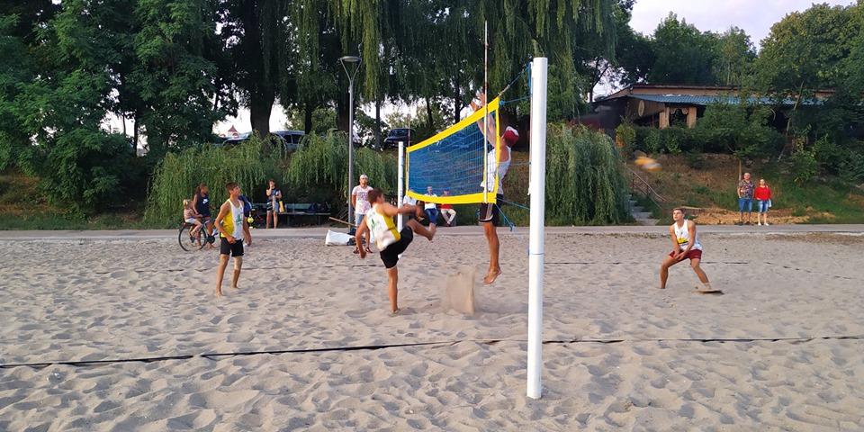Чемпіонат Київської області з пляжного волейболу, Біла Церква. Фото