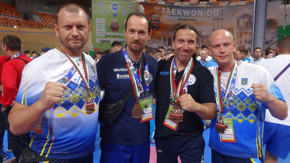Чемпіонат світу з таеквондо, Пловдив. Фото