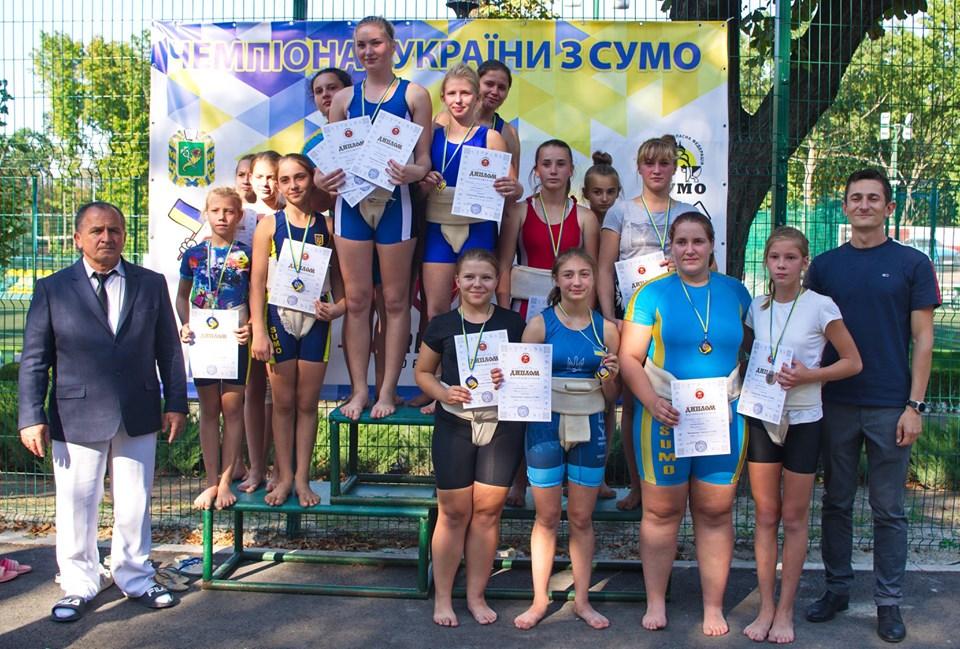 Чемпіонат України з сумо, Харків. Фото