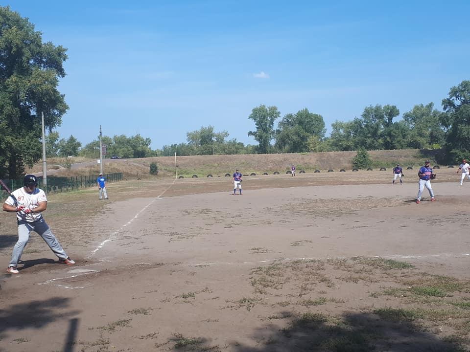 Чемпіонат України з бейсболу в дивізіоні А, Київ. Фото