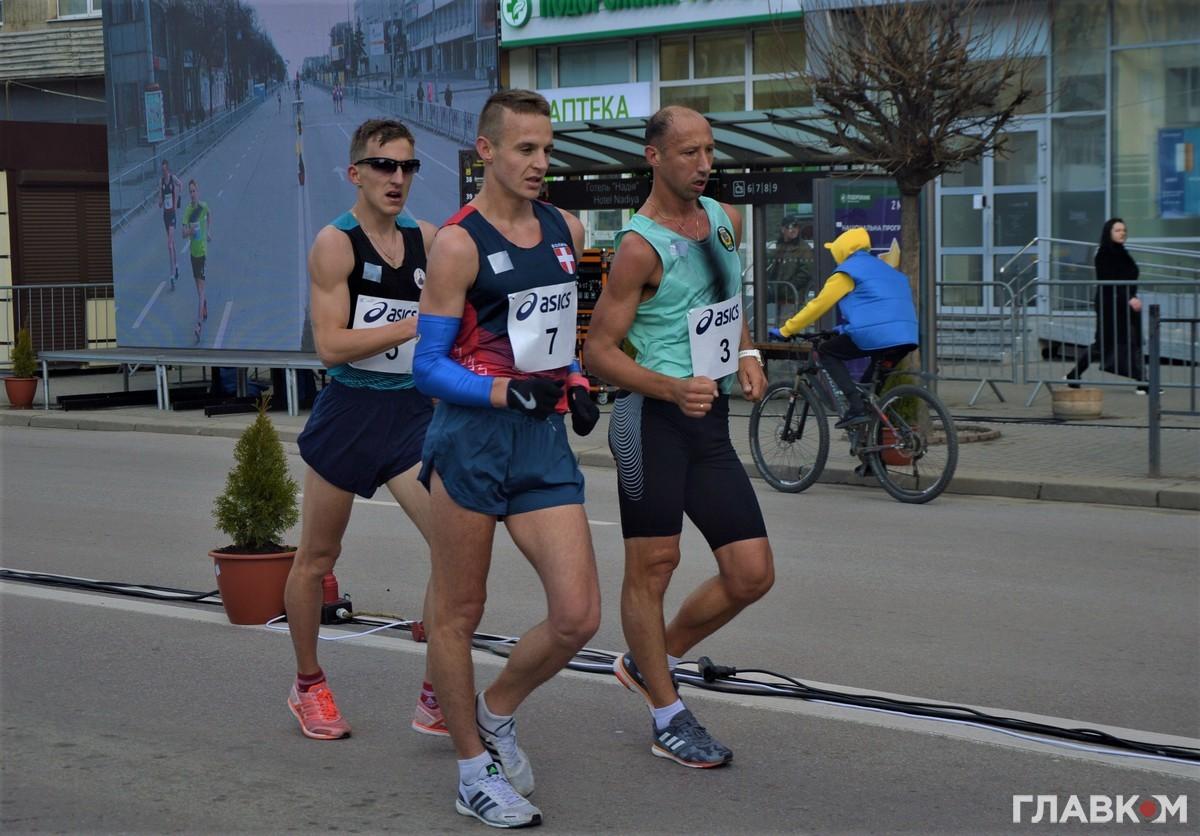 чемпіонат Асоціації Балканських легкоатлетичних федерацій (ABAF) зі спортивної ходьби. фото