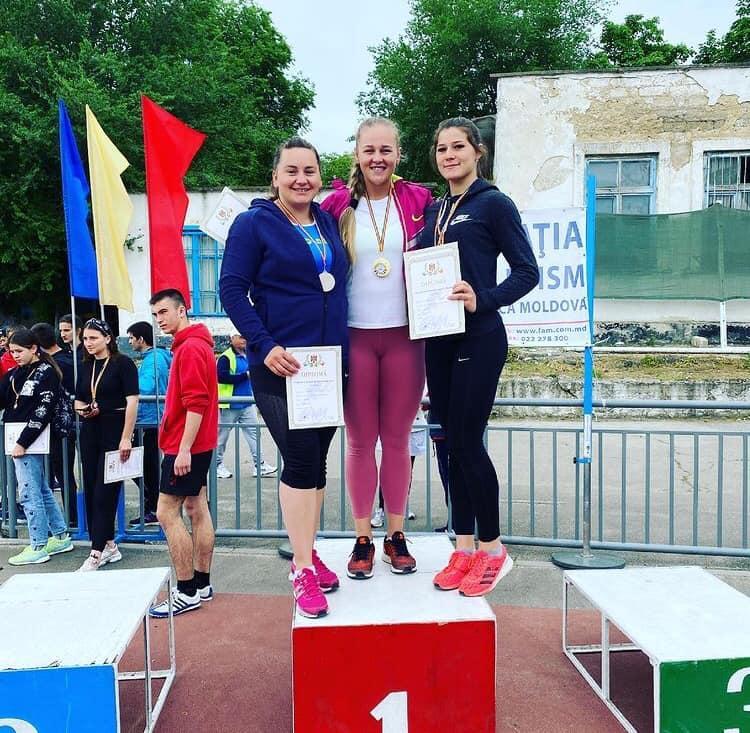 Відкритий чемпіонат Молдови з легкої атлетики. 29-30 травня, Кишинів. фото