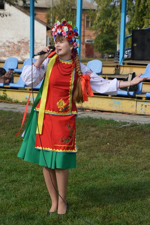 Спортивний фестиваль ФСТ Колос, Ксаверівка. Фото