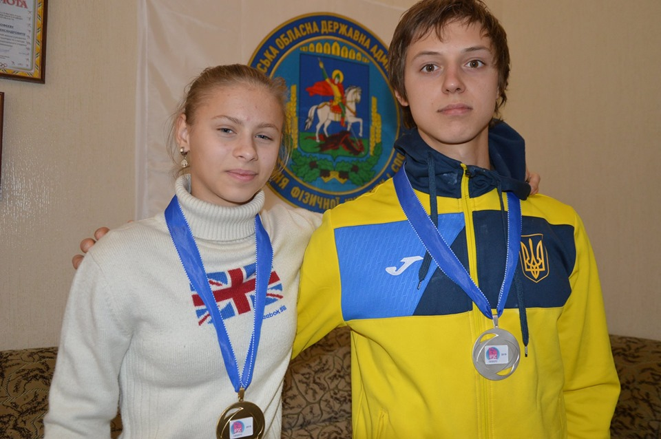 Спорт вдома, Федір Самойлов. Фото