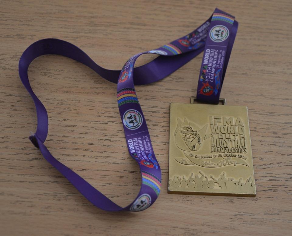 Тайські боксери привезли золото чемпіонату світу. Фото