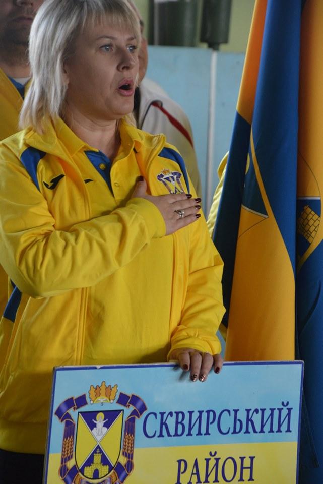 VIII обласна спартакіада серед депутатів. Фото