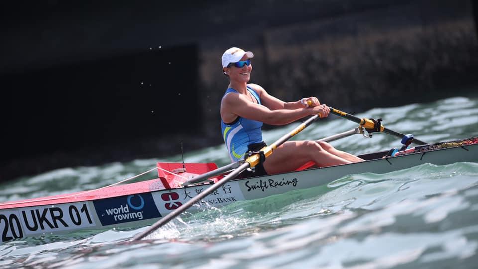 чемпіонат світу з прибережного веслування в Гонконгу. фото