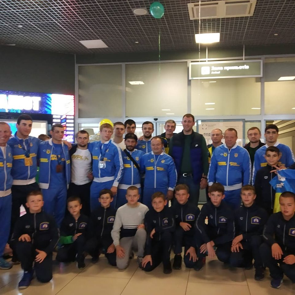 Чемпіонат світу з боротьби U-23, Будапешт. Фото